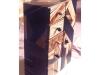 Intarsienschrank | Höhe ca. 30cm